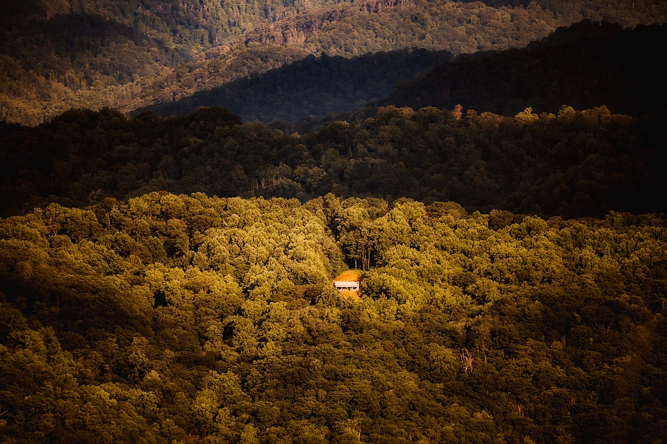 Asheville, nc, cabin-rentals