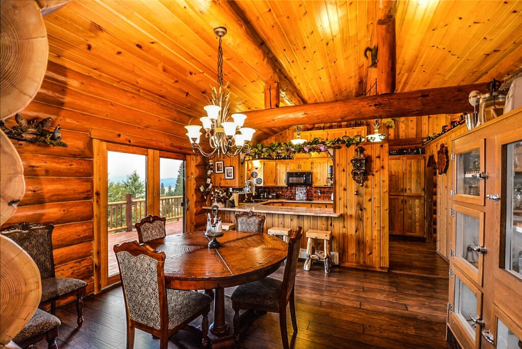 Finding the perfect cabin spots makes for a relaxing vacation